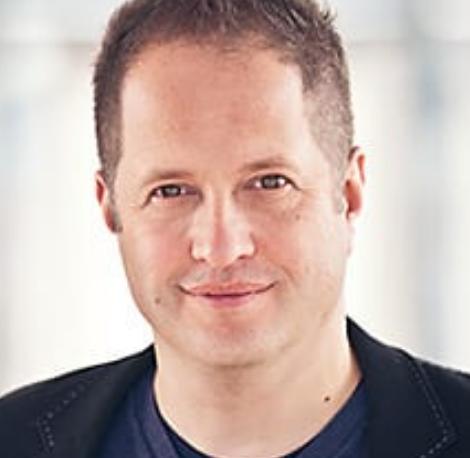 Philip Rooke, CEO von Spreadshirt