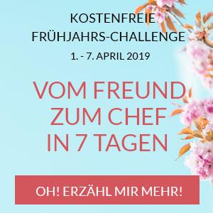 FRÜHJAHRS-CHALLENGE