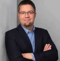 Christoph Türk, Leiter Logistik